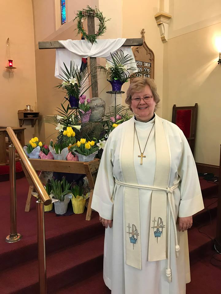 Pastor Marla Amborn
