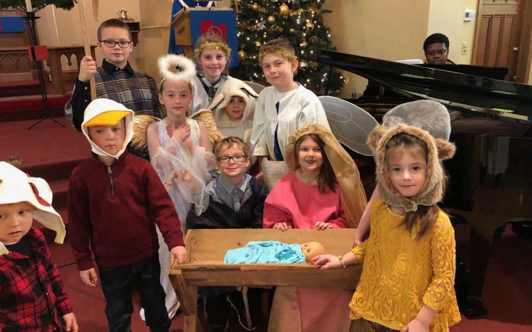 2019 Christmas Program